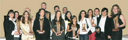 Ganadores Concurso Best of Wine Tourism 2008