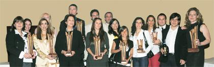 Ganadores Concurso Best of Wine Tourism 2008